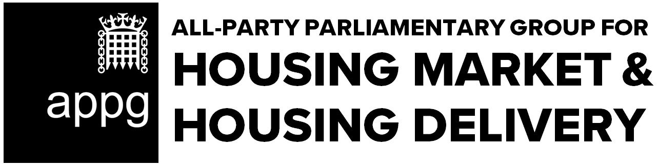 APPG  for Housing Market & Housing Delivery